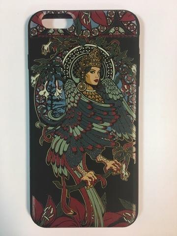 Кейс для смартфона Iphone 7,8 Plus чёрный силиконовый