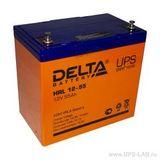 Аккумулятор DELTA HRL 12-55 ( 12V 55Ah / 12В 55Ач ) - фотография