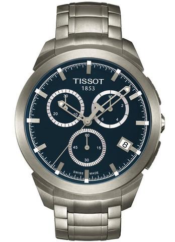 Купить Мужские швейцарские часы Tissot T-Sport Titanium T069.417.44.041.00 по доступной цене