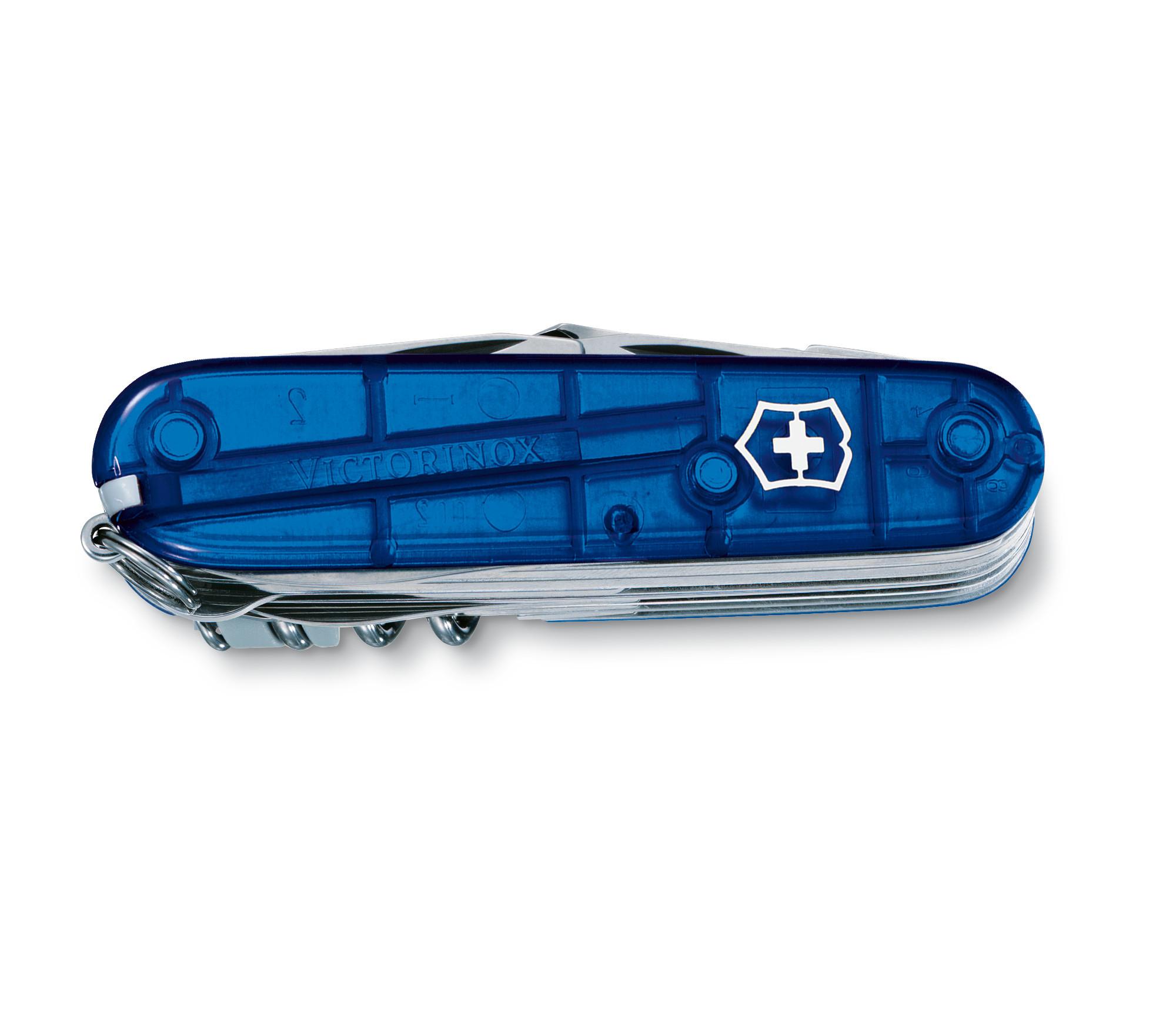 SwissChamp Blue Trans Victorinox (1.6795.T2)