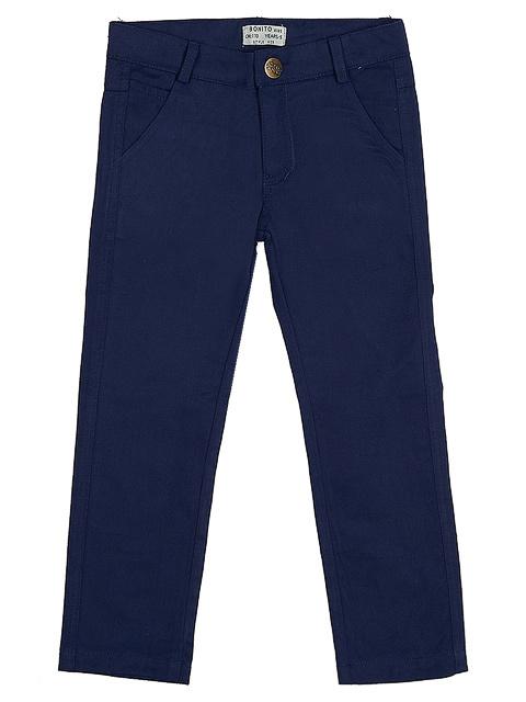 Синие брюки детские