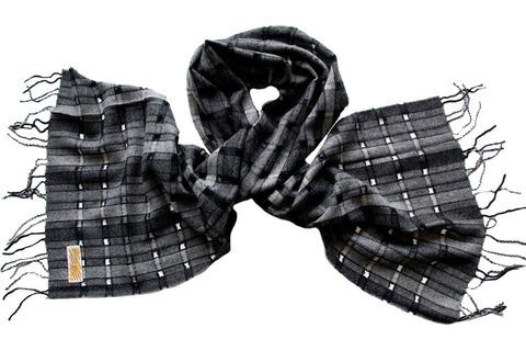 Кашемировый шарф, мужской 70050 SH4