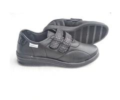 Осенние широкие туфли