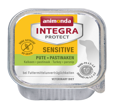 Animonda Integra Protect Dog (ламистер) Sensitive Turkey & Parsnip