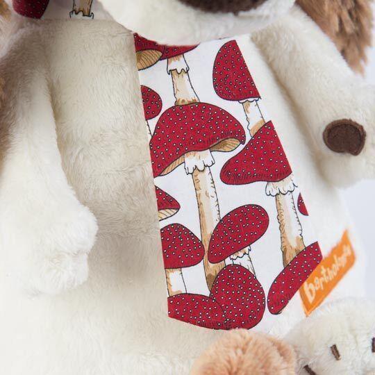 Пес Бартоломей в галстуке