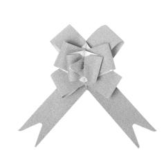 Бант подарочный Silver