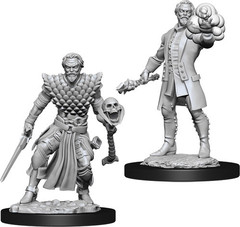D&D Nolzur's Marvelous Miniatures - Male Human Warlock