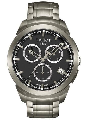 Купить Мужские швейцарские часы Tissot T-Sport Titanium T069.417.44.061.00 по доступной цене