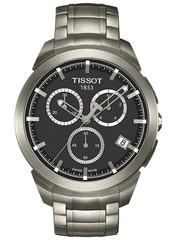 Мужские швейцарские часы Tissot T-Sport Titanium T069.417.44.061.00