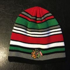 Шапка REEBOK Chicago Blackhawks