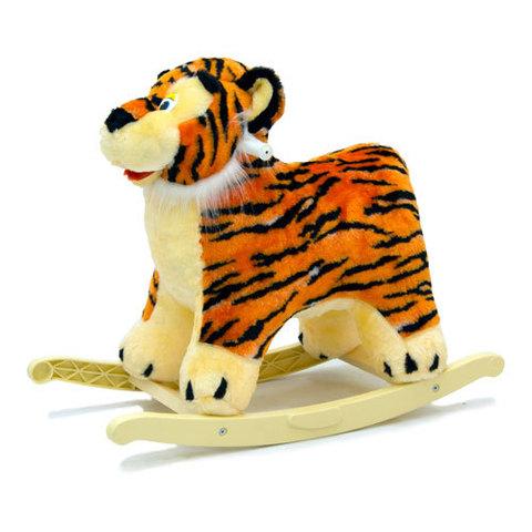 "Меховая качалка ""Тигр"" Тутси"