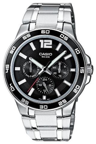 Купить Наручные часы CASIO MTP-1300D-1AVDF по доступной цене