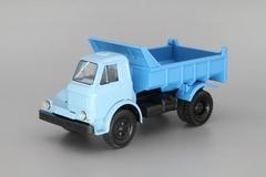 1:43 МАЗ-510Б (1962) самосвал, голубой