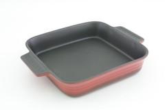 6121 FISSMAN Блюдо для запекания 30x23,5x5,2 см