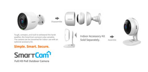 Камера Samsung SmartCam SNH-V6430BNH