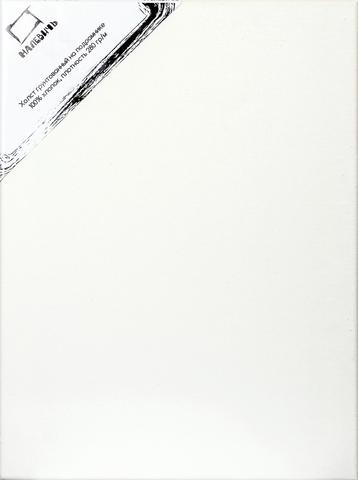 Холст на подрамнике Малевичъ, хлопок 280 гр, 50х60 см