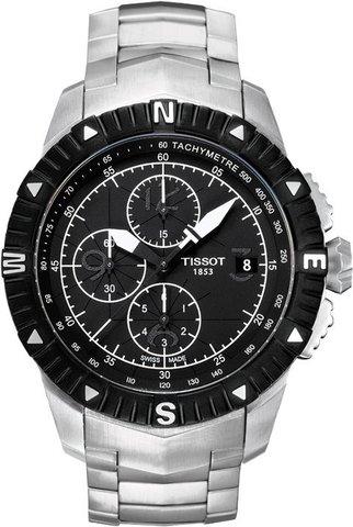 Купить Мужские швейцарские часы Tissot T-Sport T-Navigator T062.427.11.057.00 по доступной цене