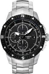 Мужские швейцарские часы Tissot T-Sport T-Navigator T062.427.11.057.00