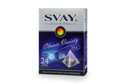 Чай Svay Classic Variety, 24шт