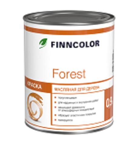 Масляная краска Forest