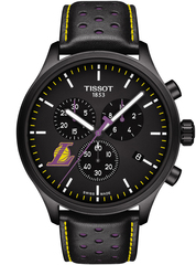 Мужские часы Tissot T116.617.36.051.03 Chrono XL Classic NBA LA Lakers