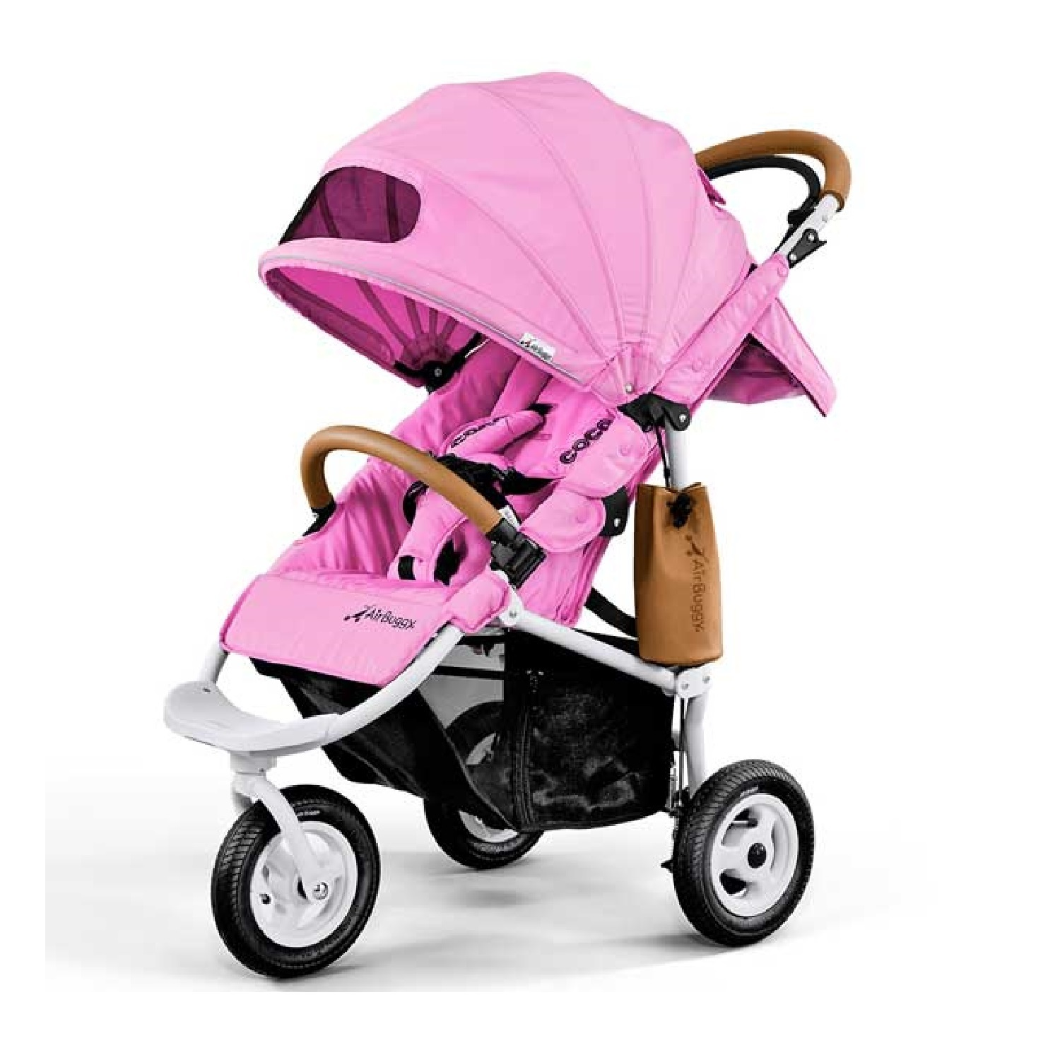 Коляска Airbuggy COCO BRAKE Cool Pink