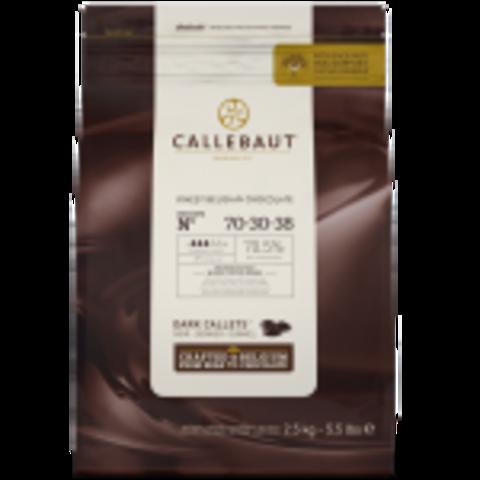Горький Шоколад Callebaut 70,5%