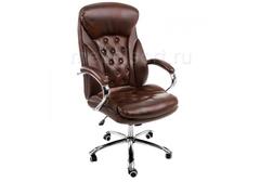 Компьютерное кресло Рич (Rich) коричневое