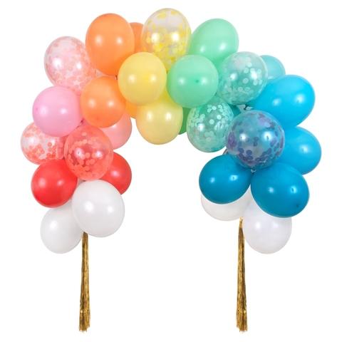 Гирлянда арка из воздушных шаров
