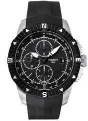 Мужские швейцарские часы Tissot T-Sport T-Navigator T062.427.17.057.00