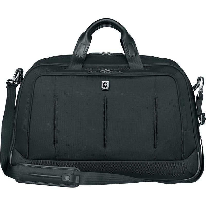 Сумка Victorinox VX One Business Duffel 15,6'', чёрная, 54x20x34 см, 37 л