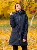Bergans плащ 5094 Hella Lady Coat Navy