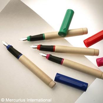 Ручка перьевая Greenfield (розовый)