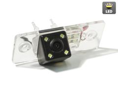 Камера заднего вида для Volkswagen Touareg I 03-10 Avis AVS112CPR (#105)