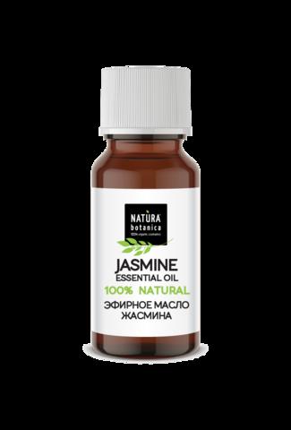 Эфирное масло жасмин, 10 мл (Natura Botanica)