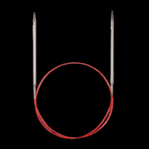 Спицы круговые с удлиненным кончиком, №2.5, 50см ADDI Германия арт.775-7/2,5-50