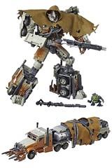 Робот - Трансформер Лидер класс Мегатрон (Megatron) - Темная сторона Луны, Takara Tomy