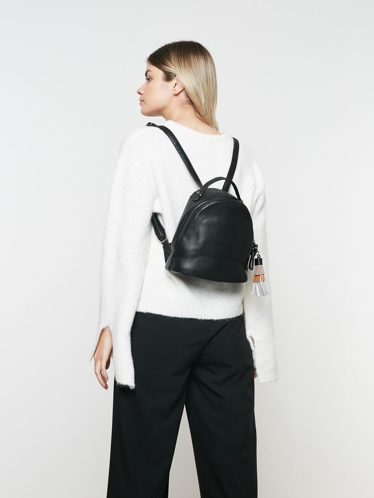 Рюкзак мини с брелком