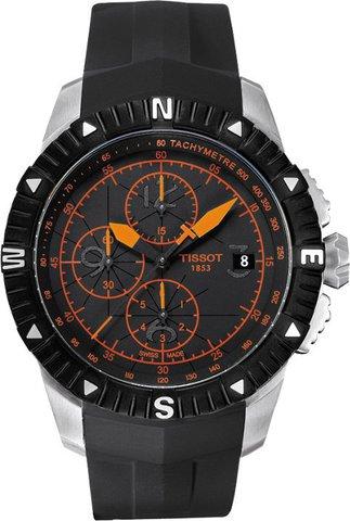 Купить Мужские швейцарские часы Tissot T-Sport T-Navigator T062.427.17.057.01 по доступной цене