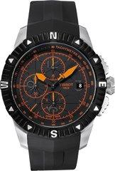 Мужские швейцарские часы Tissot T-Sport T-Navigator T062.427.17.057.01