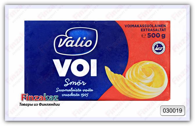 Сливочное масло Valio (сильно соленое) 500 гр