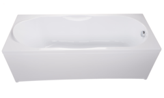 Ванна акриловая Bas Рио 160х70х48 стандарт, прямоугольная