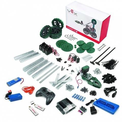 VEX EDR: Стартовый набор с двойным управлением 276-2700 — Dual Control Starter Kit — Векс Роботикс