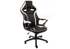 Компьютерное кресло Монза (Monza) черное / бежевое
