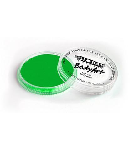 Аквагрим Global неоновый зеленый 32 гр