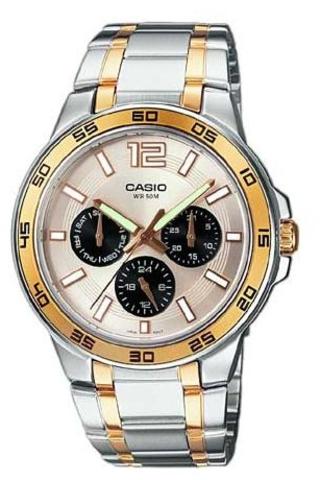 Купить Наручные часы CASIO MTP-1300SG-7AVDF по доступной цене