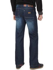 A80013 джинсы мужские, синие