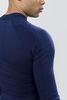 Тёплый комплект термобелья Craft Warm Intensity 2019 dark blue мужской