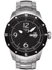 Мужские швейцарские часы Tissot T-Sport T-Navigator T062.430.11.057.00