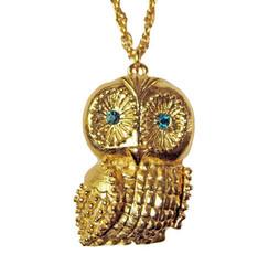 Бальзам для губ «Ожерелье в виде совы», Andrea Garland